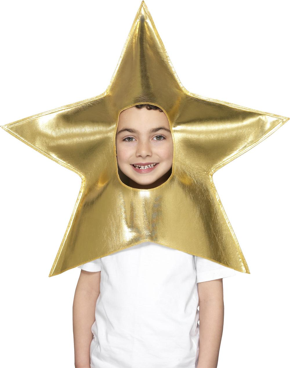 Christmas Star Headpiece Kids Christmas Costumes