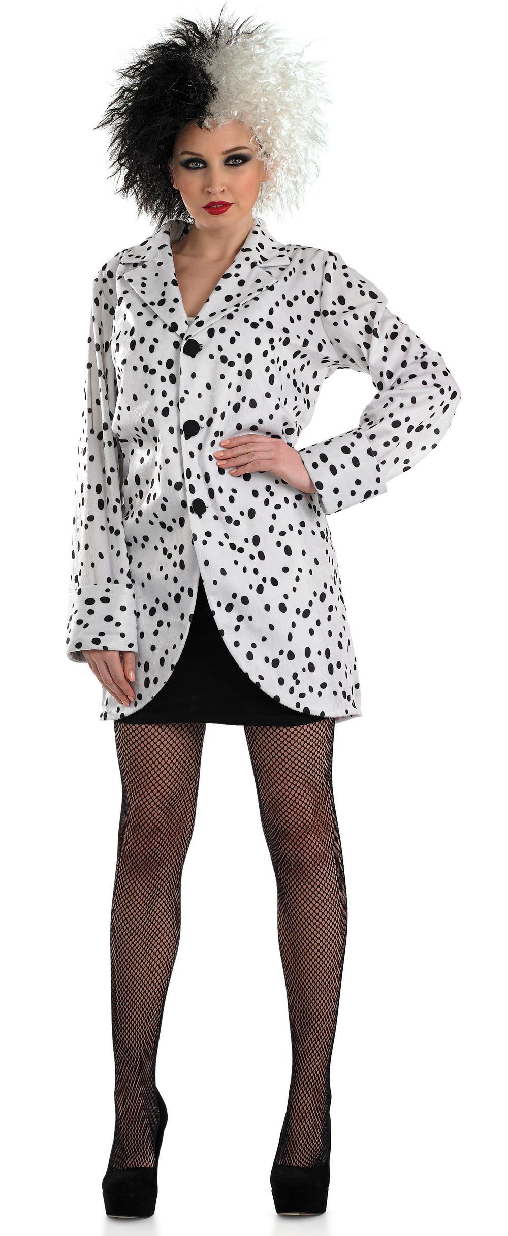 Dalmatian Ladies Jacket
