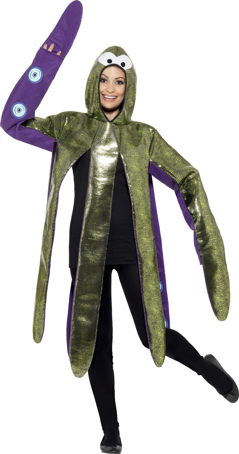 Octopus Adults Costume