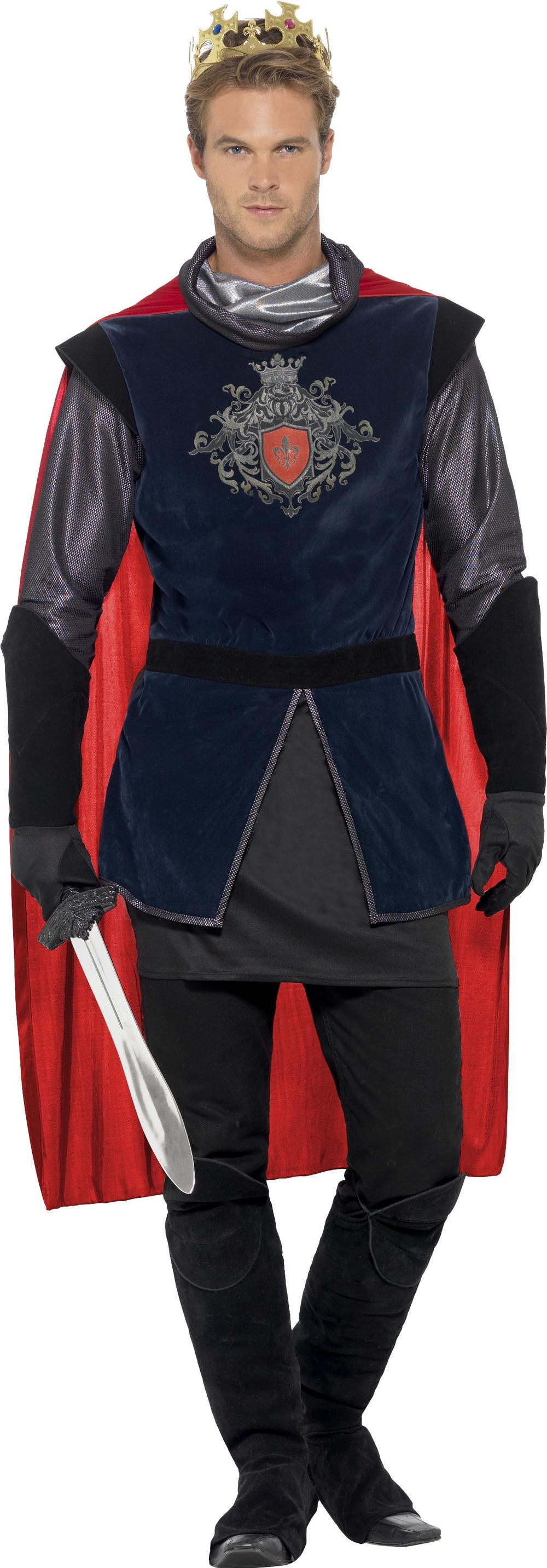 King Arthur Deluxe Mens Costume