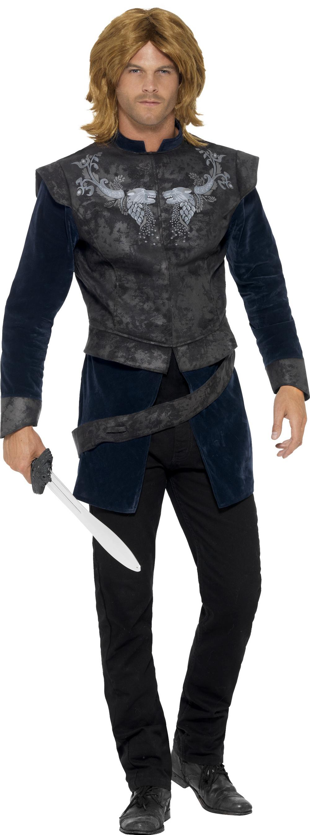 Medieval Master Deluxe Mens Costume