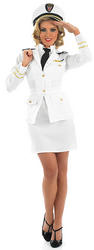 WWII Navy Officer Ladies Costume