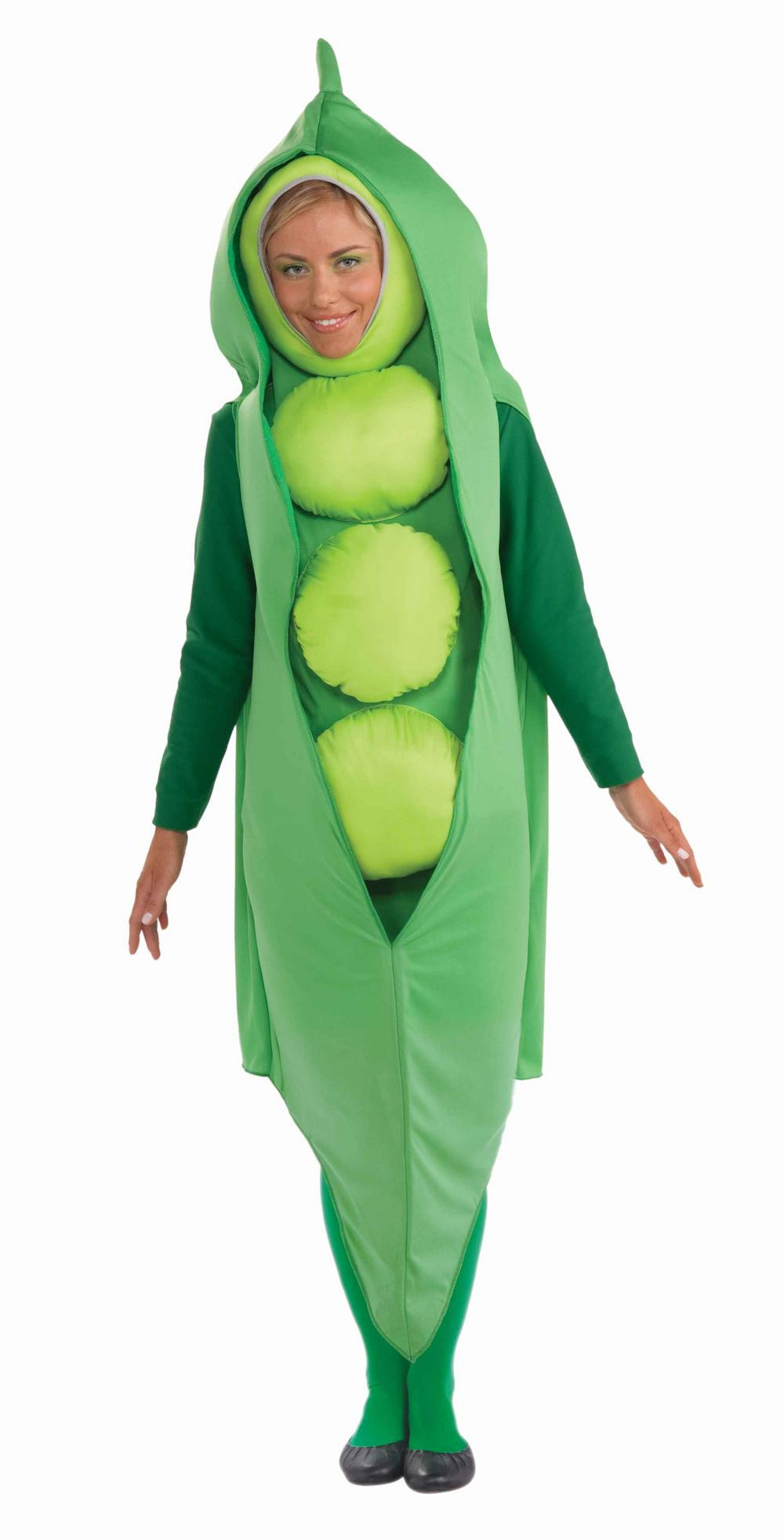 Peas In A Pod Adults Costume