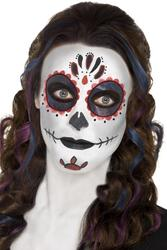 Day of the Dead Make-Up Kit Costume Accessory