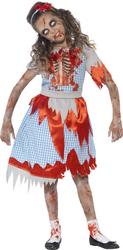 Zombie Country Girl Costume