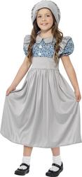 Victorian School Girls Costume
