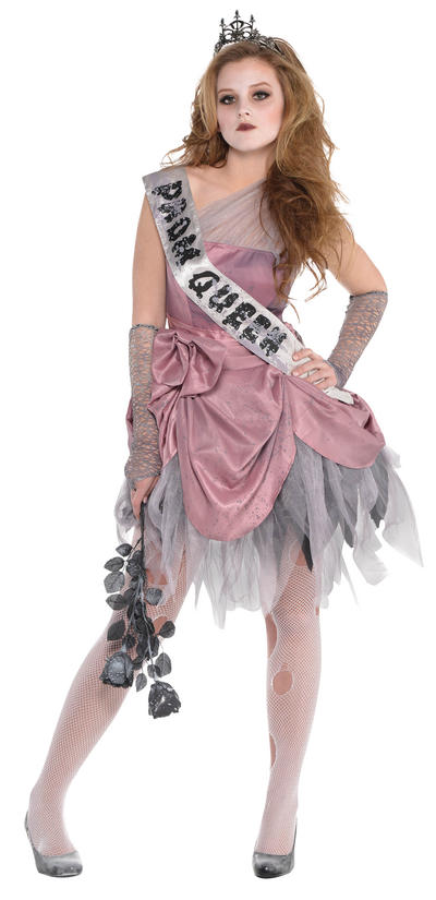 Zom Queen Costume