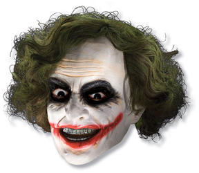 The Joker 3/4 Adults Mask