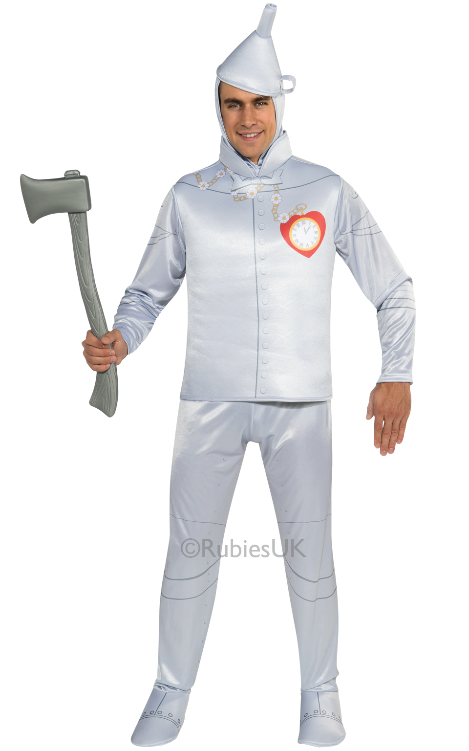 Wizard of Oz Tin Man Costume | Mega Fancy Dress
