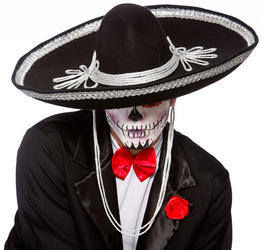 Black Sombrero Hat