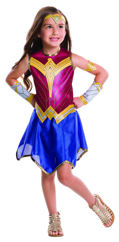 Kids Superhero  Villain Costumes  Mega Fancy Dress-4038