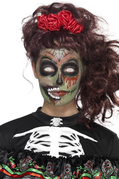 Day of the Dead Zombie Makeup Kit