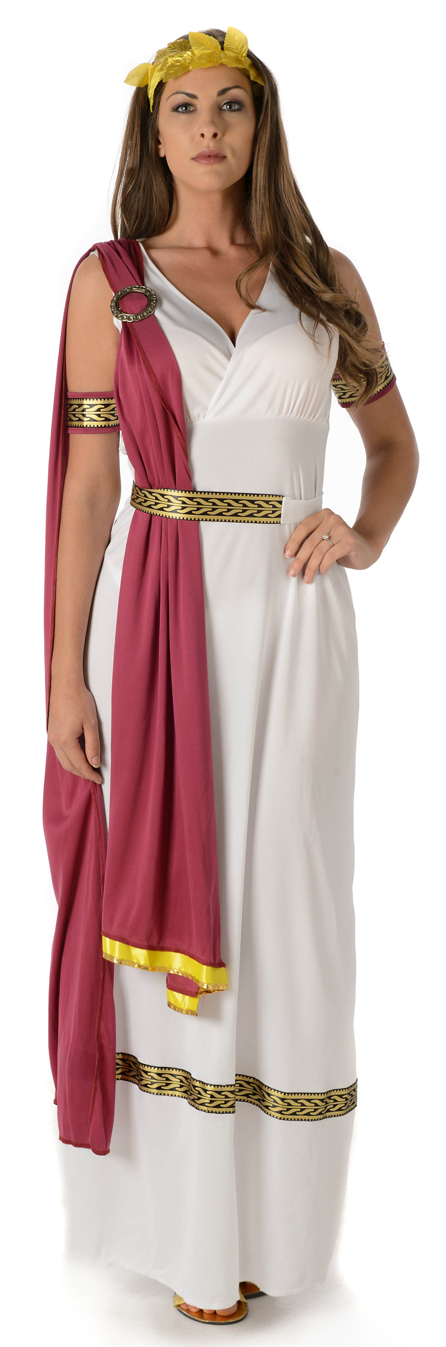 67babd853 Sentinel Roman Goddess Ladies Fancy Dress Ancient Greek Athena Womens  Adults Costumes New Sc 1 St EBay