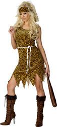 Womens Cavewoman Costume