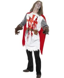 Zombie Knight Halloween Costume