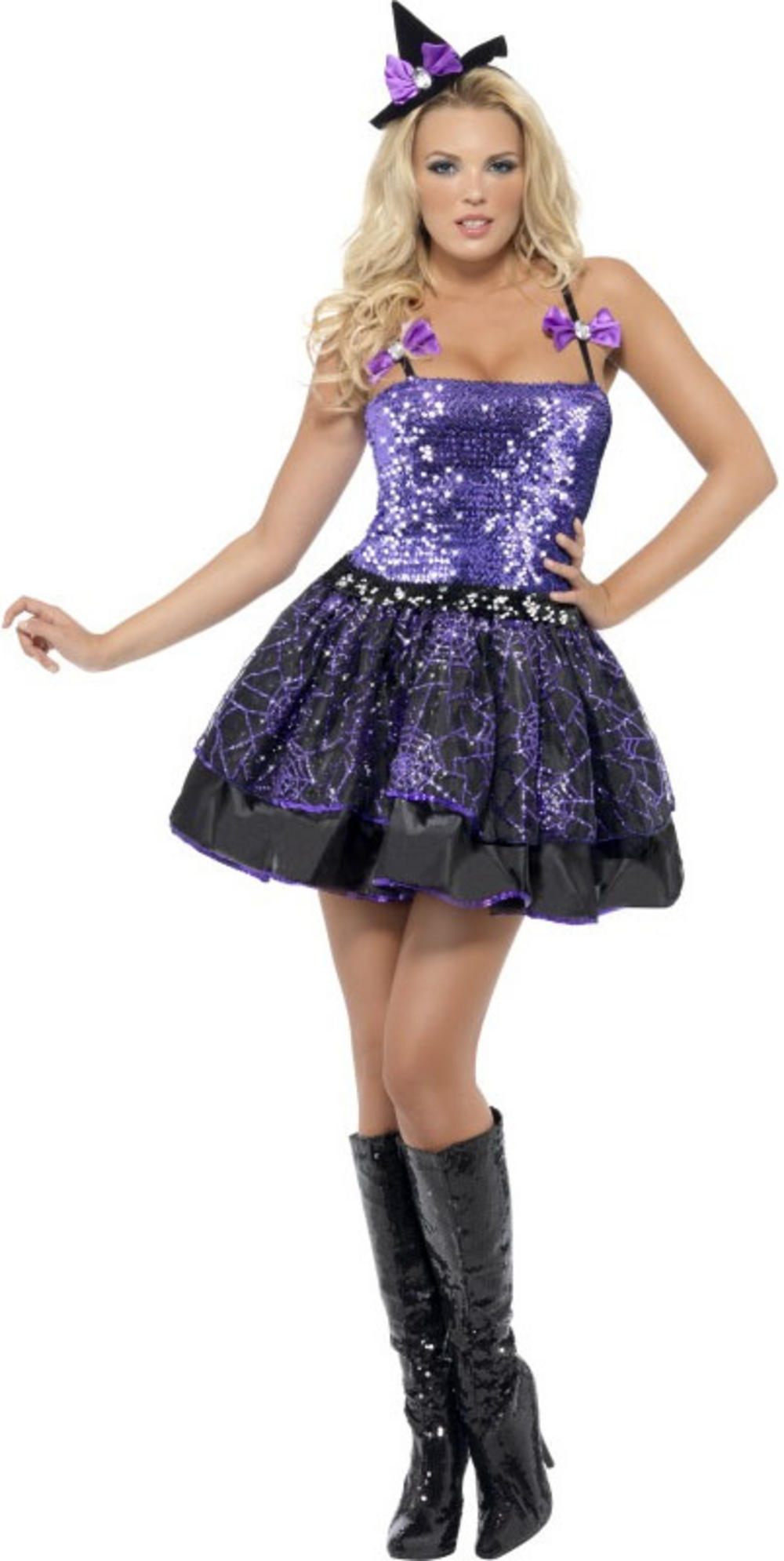 Fever Glimmer Witch Costume