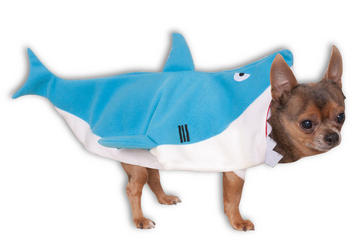 Shark Pet Dog Costume