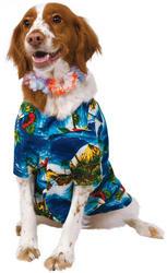 Luau Pet Dog Costume
