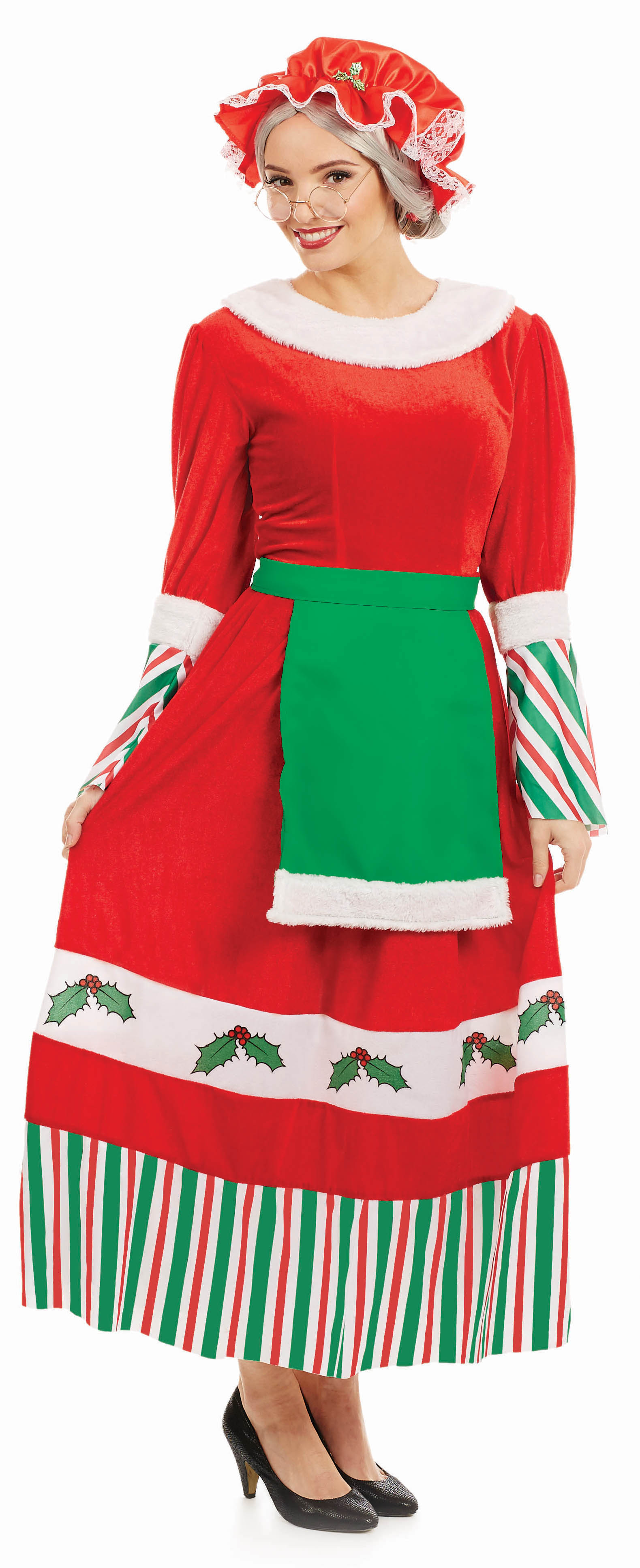 pictures of mrs claus traditional mrs claus costume all ladies costumes mega 3363