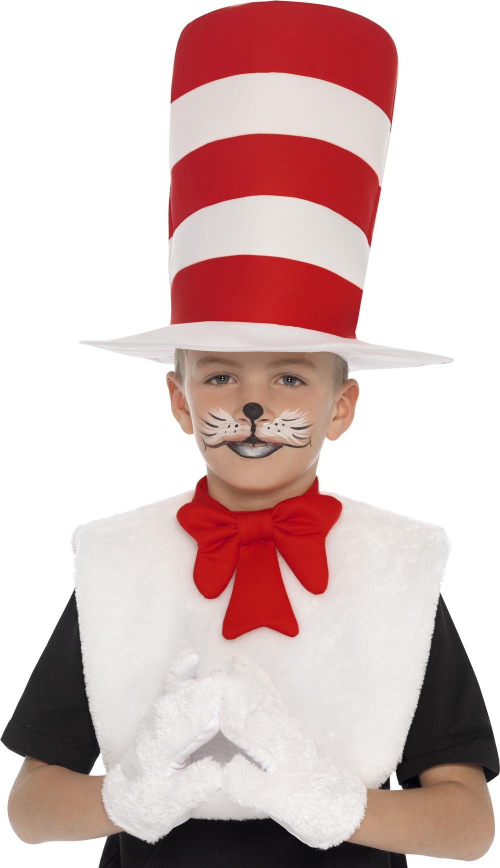 Cat In The Hat Kids Costume Kit