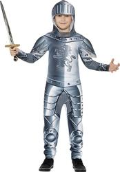 Armoured Knight Boys Costume