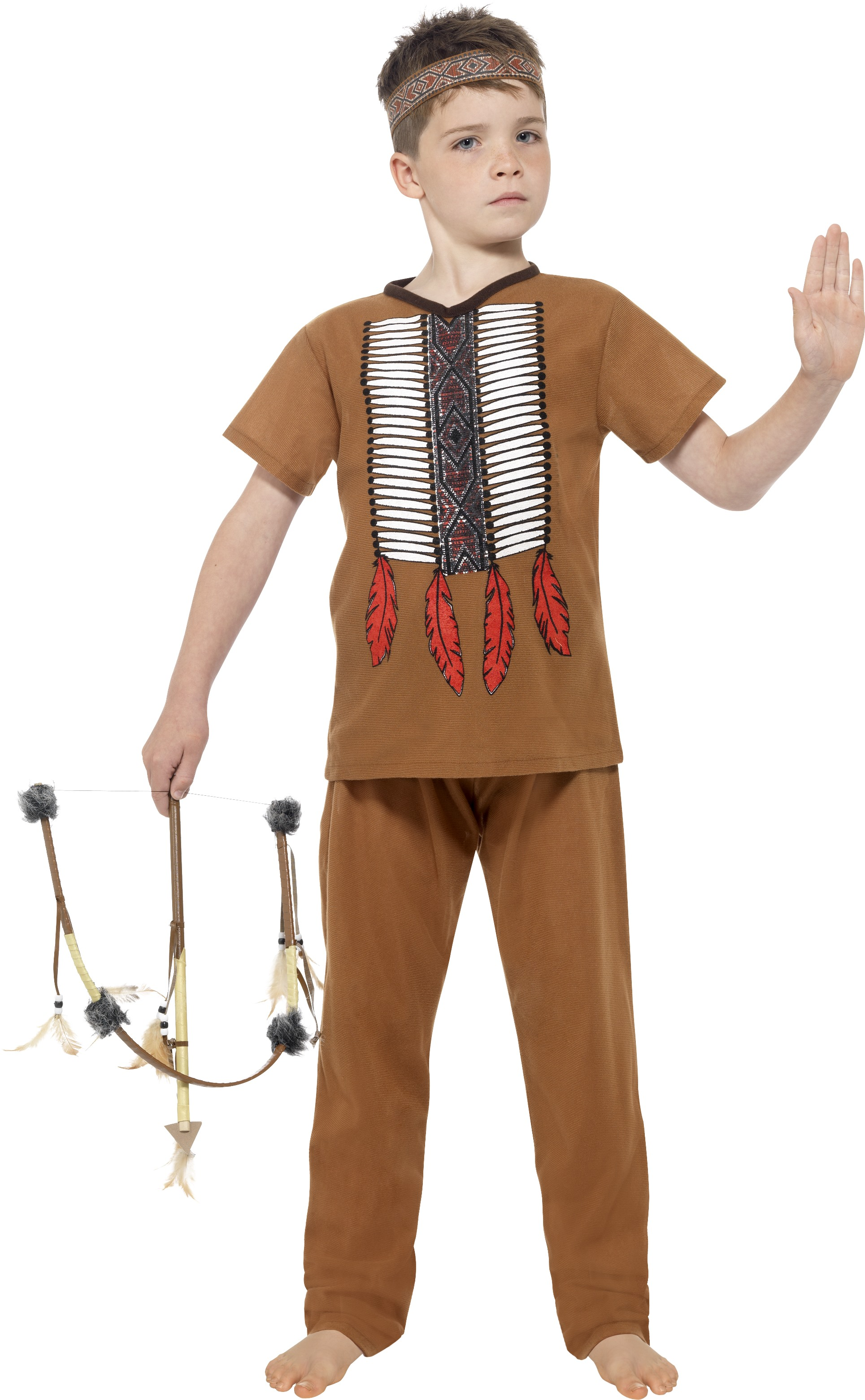 Native American Indian Girls Fancy Dress Wild Western Kids Childs Costume Outfit