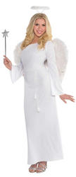 Heaven Sent Angel Ladies Costume