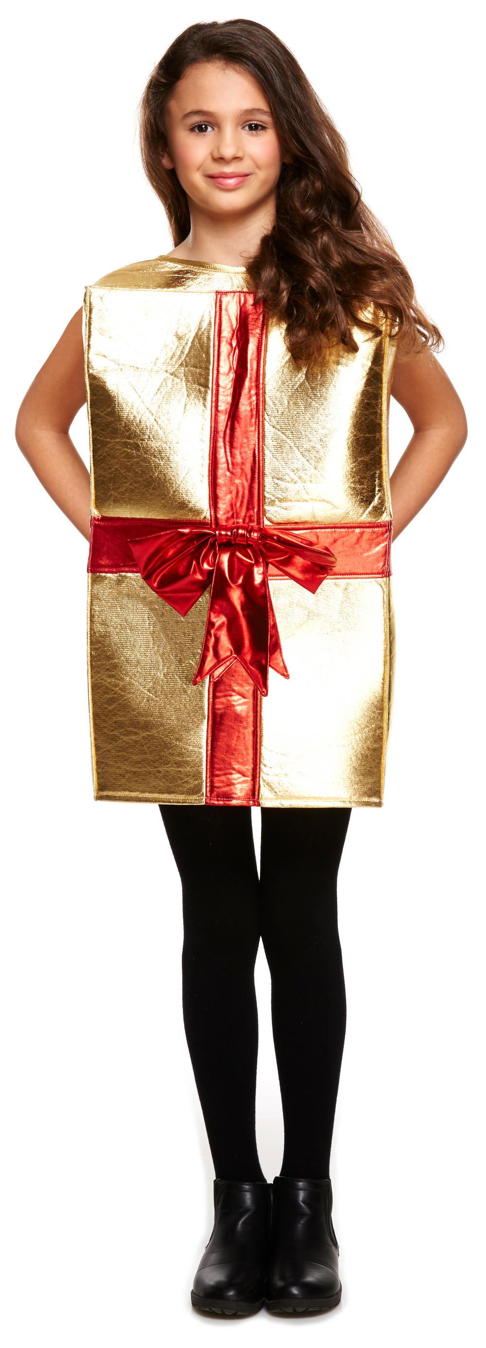 Christmas Present Kids Costume