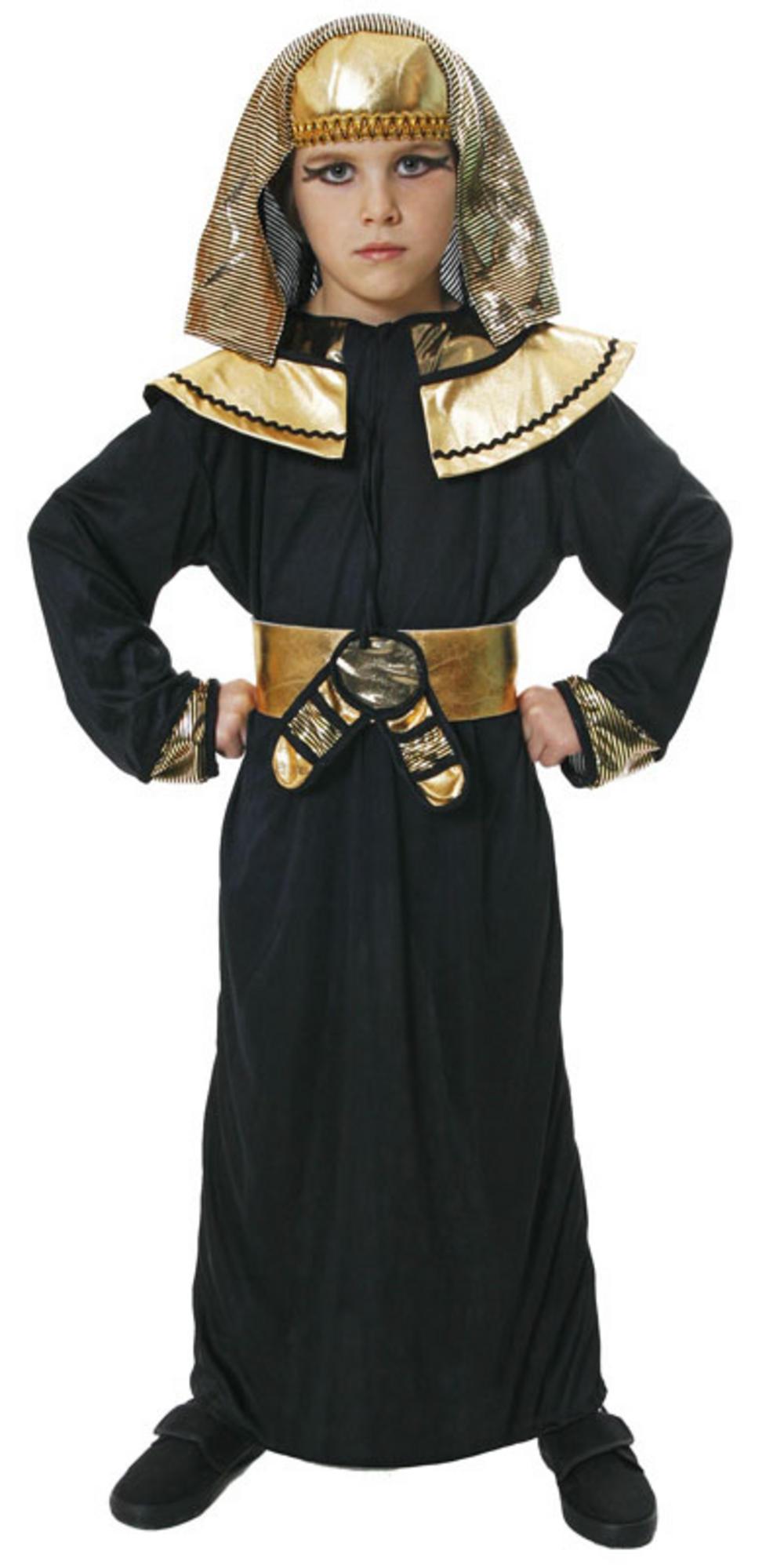 Boysu0027 Egyptian Pharaoh  sc 1 st  Mega Fancy Dress & Boysu0027 Egyptian Pharaoh | TV Book and Film Costumes | Mega Fancy Dress