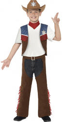 Texan Cowboy Boys Costume