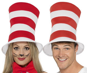 Cat in the Hat Adults Hat
