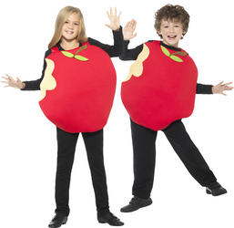 Apple Kids Costume