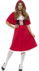Red Riding Hood Ladies Fancy Dress
