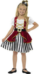 Deluxe Pirate Girls Costume