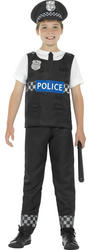Cops Boys Costume