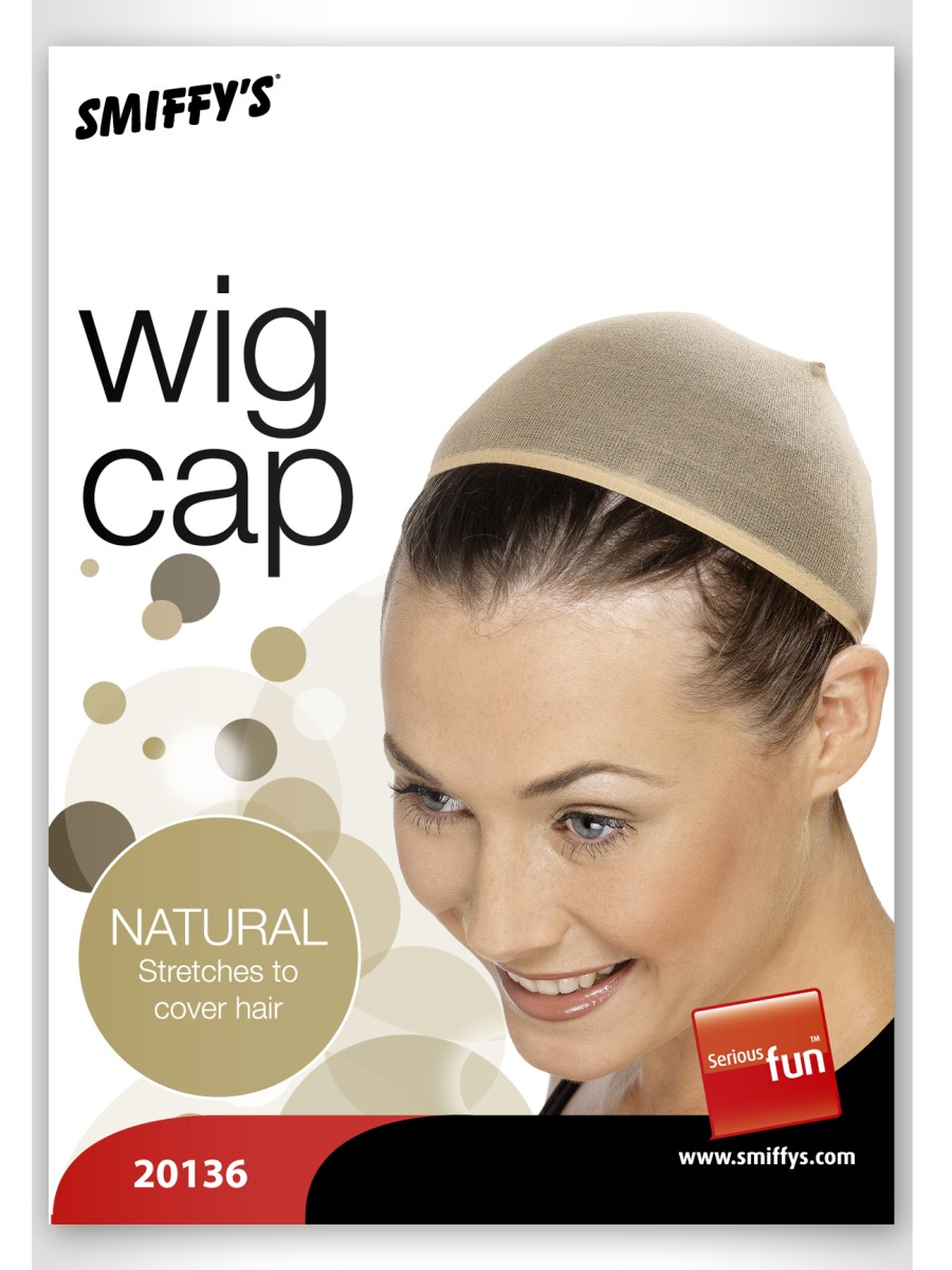 Nude Wig Cap Hairnet Cover Adults Unisex Hair Tidy Fancy