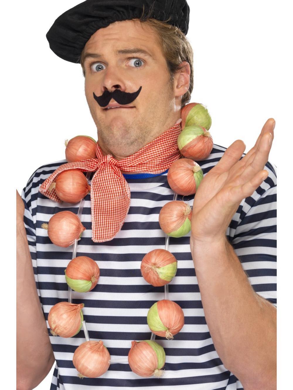 Onion Garland Costume Accessory