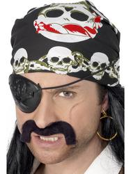 Pirate Bandana Costume Accessory