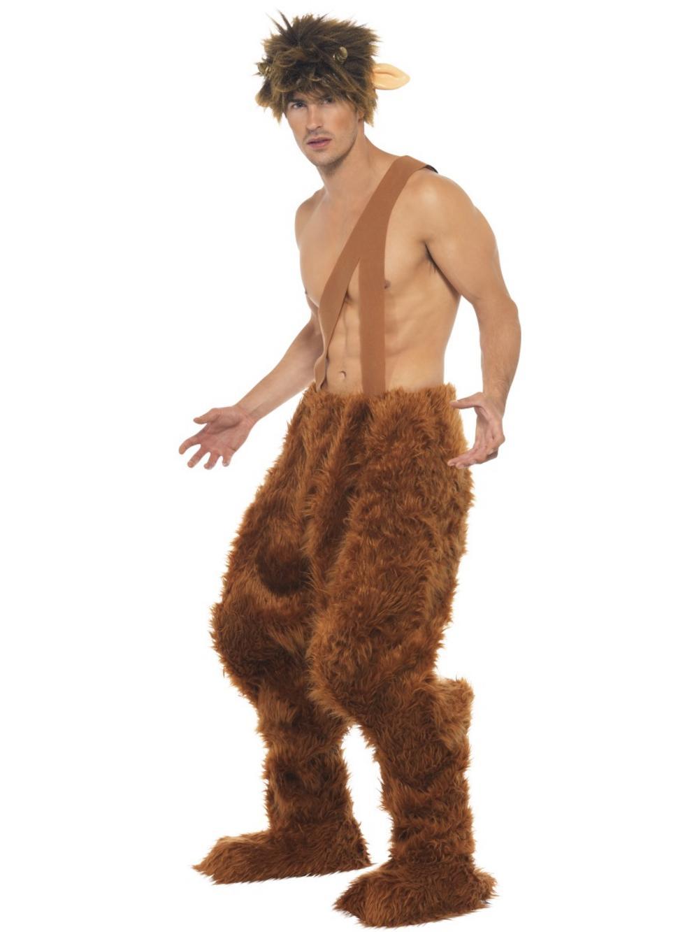 Pan Men's Costume
