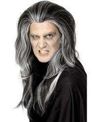 Gothic Vampire Mens Wig