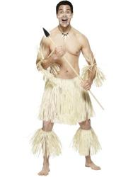 Zulu Warrior Mens Costume