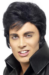 Elvis Wig Mens Costume Accessory