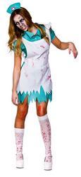 Blood Thirsty Nurse Costume