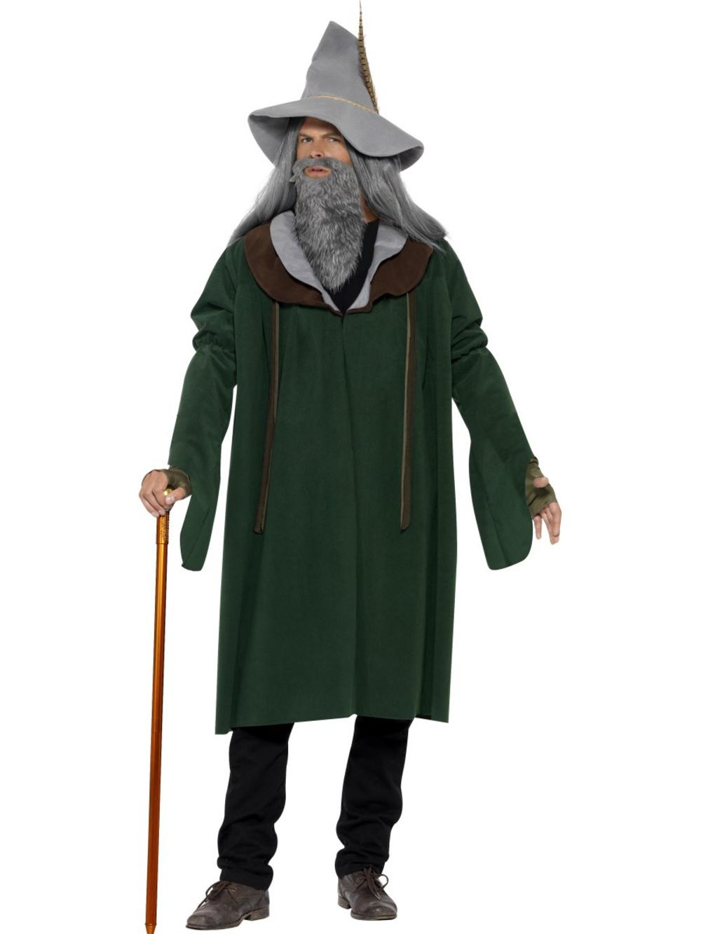 Wizard of the Woods Mens Costume