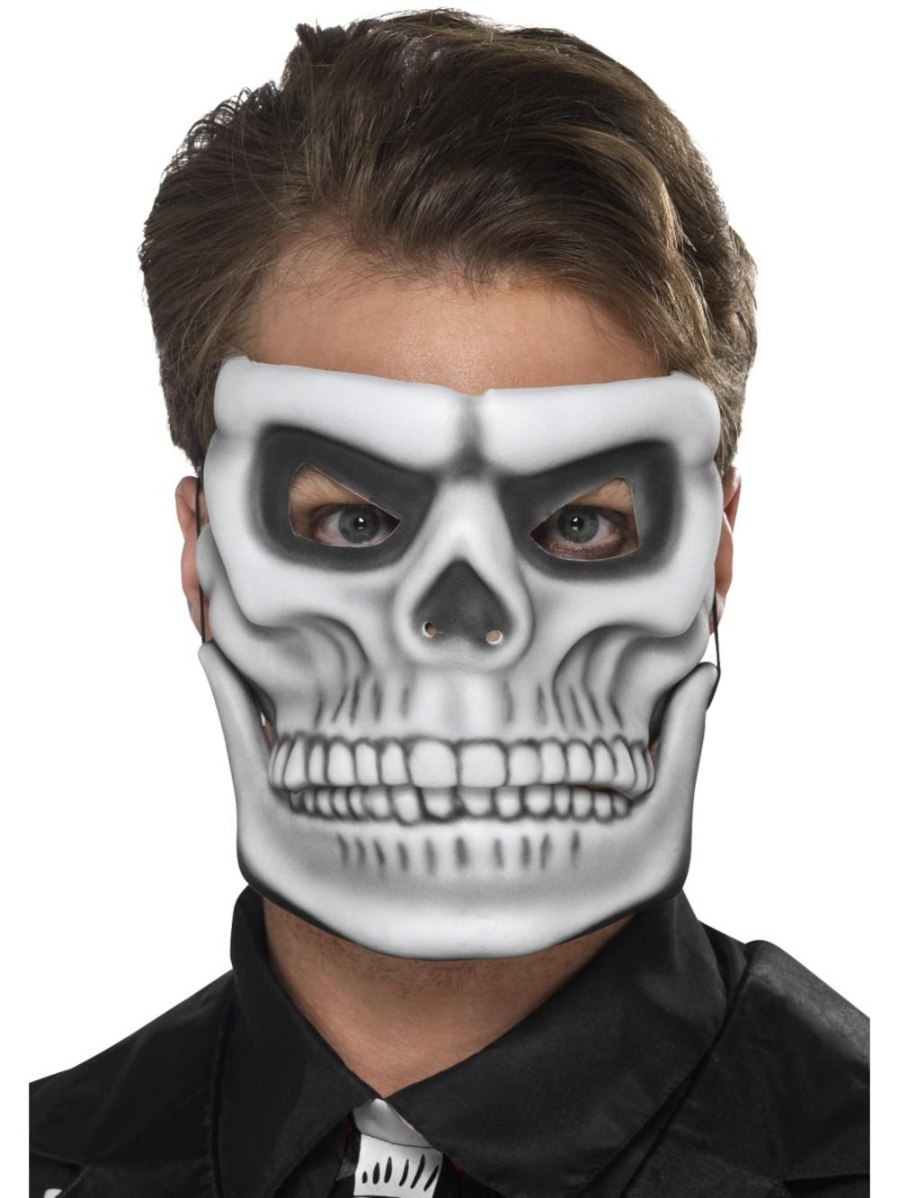 Day of the Dead Skeleton Adults Mask