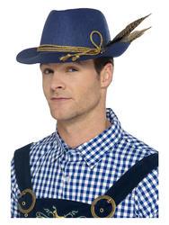 Authentic Bavarian Oktoberfest Hat