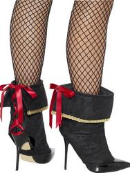 Pirate Boot Covers Ladies Costume Accessory