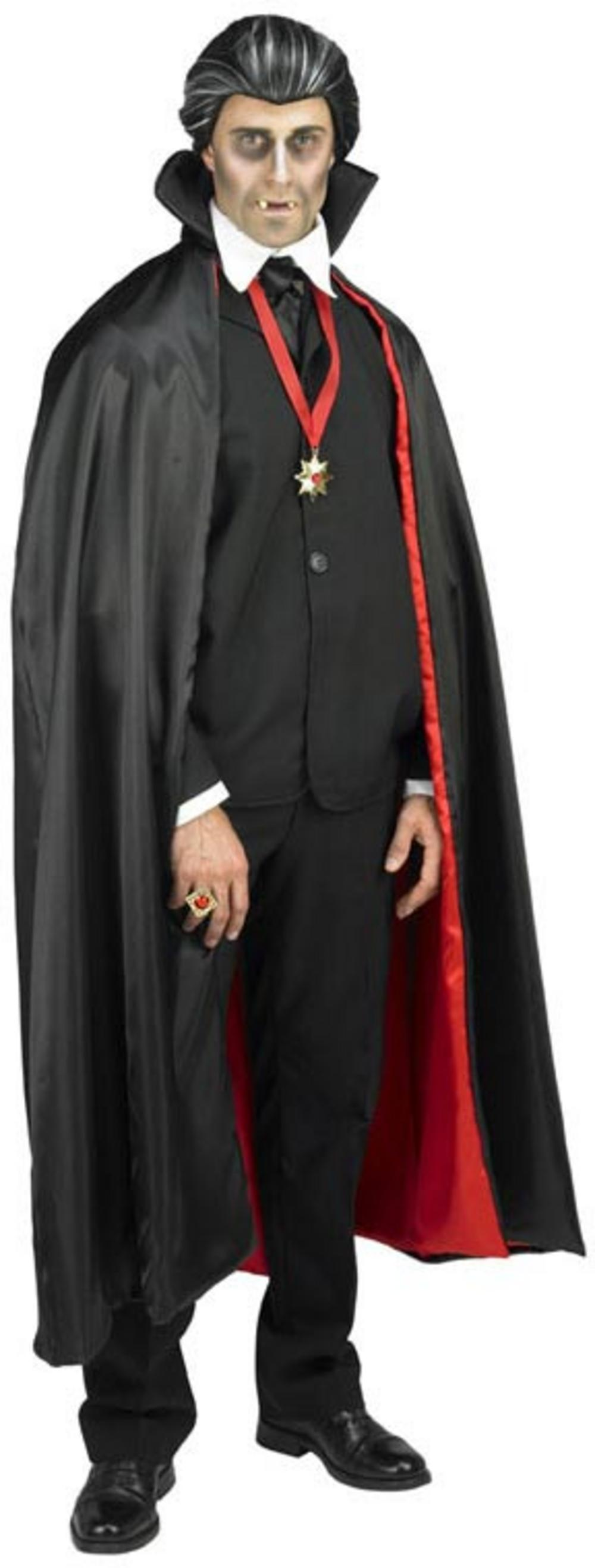Deluxe vampire fancy dress costume set. Kasstino Black Red Vampire Cape Reversible Dracula Devil Cloak Fancy Adult Costume Masquerade Party Halloween. by Kasstino. £ + £ delivery. out of 5 stars HENBRANDT Reversible Vampire Cape Fancy Dress Costume Adult One Size Fits Most.