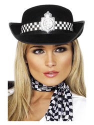 Policewoman Hat