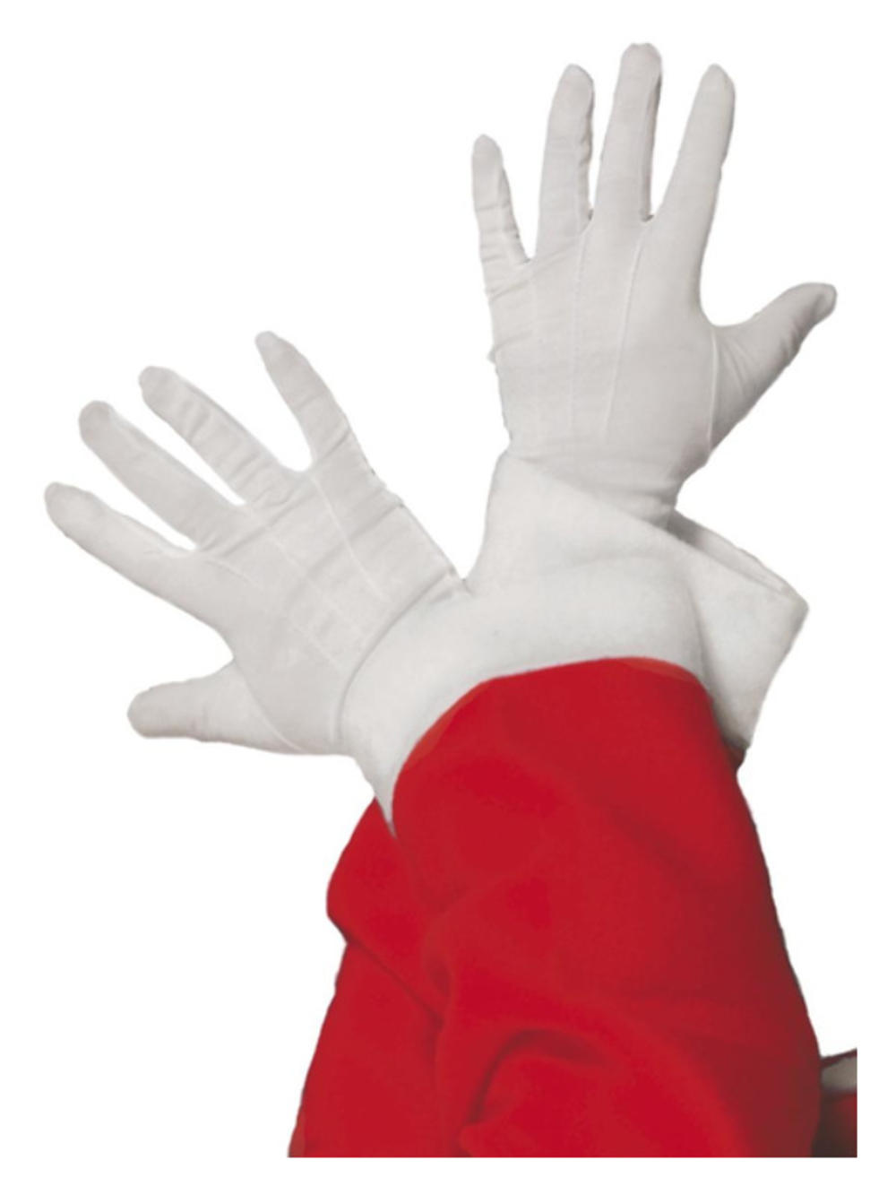 Adults Santa Gloves